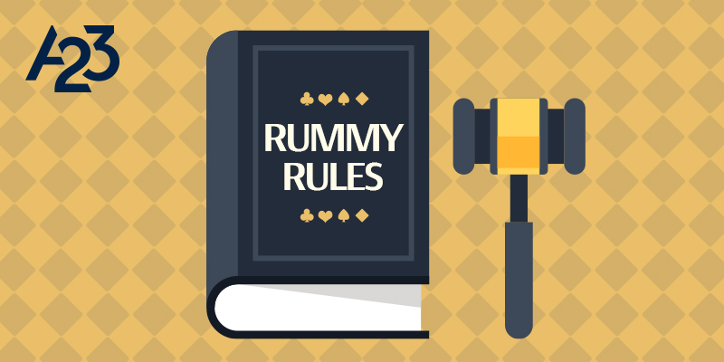 A23 Indian Rummy Rules